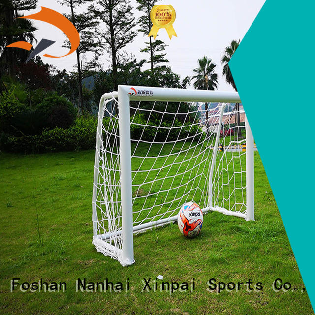 Xinpai 11on11 indoor soccer goals perfect for practice indoor for soccer game
