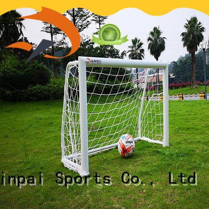 Xinpai stable football goal post for practice indoor for soccer game