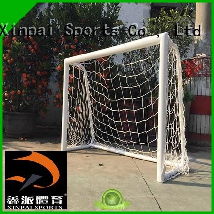 Xinpai choice football goal post strong tube for practice indoor for soccer game