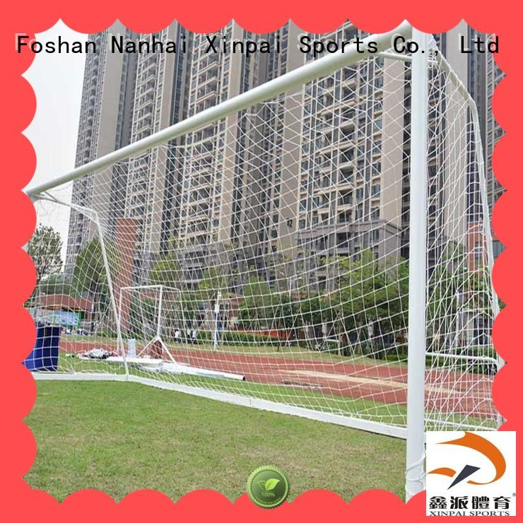 Xinpai professional indoor soccer goals strong tube for school