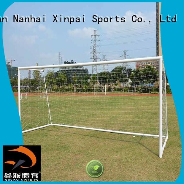 backyard soccer goal visiting for competition Xinpai