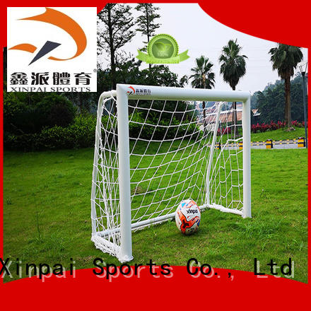 professional football goal frame strong tube for school