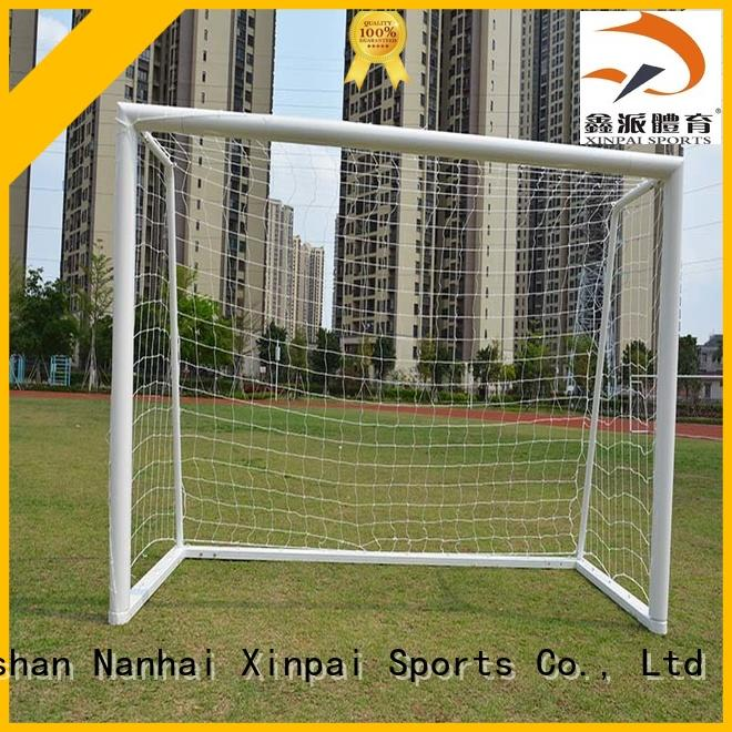 Xinpai professional soccer goal post ideal for school