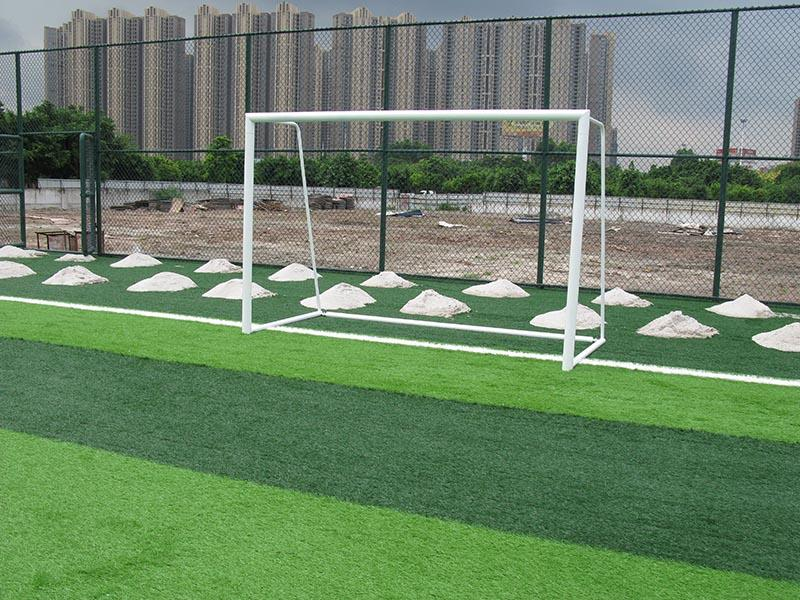5-on-5 game Portable steel soccer goal football gate 3*2 meter XP031S 3*2 meters