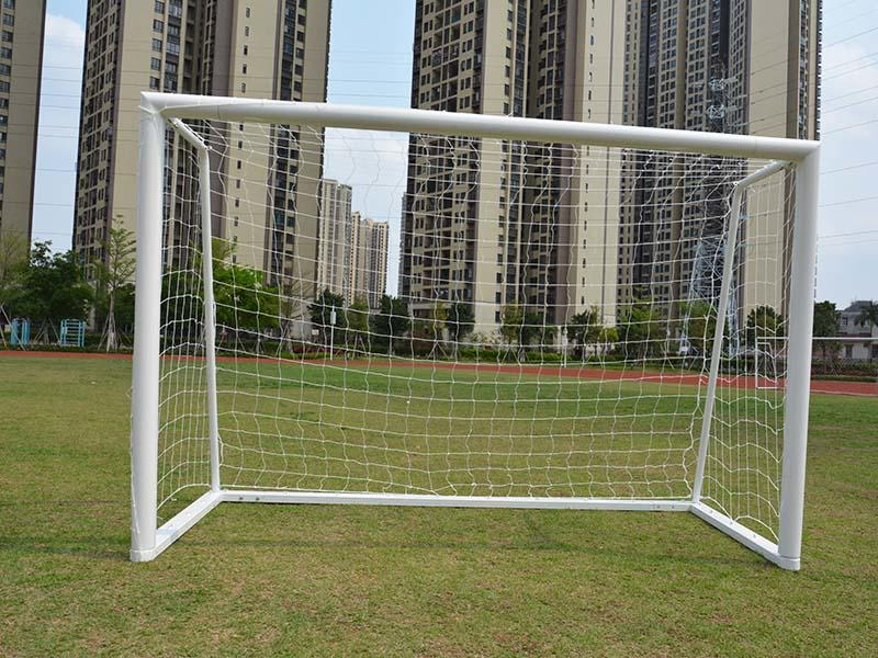 Portable 6.6*9.8 ft  Aluminum 5-on-5 game soccer goal football gate 3*2 meter XP031H