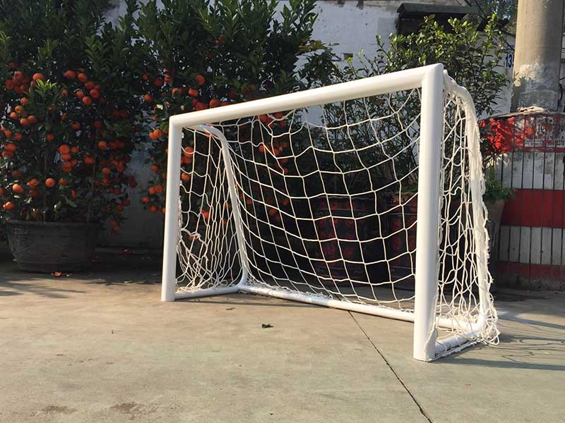 professional soccer goal physical strong tube for practice indoor for soccer game-1