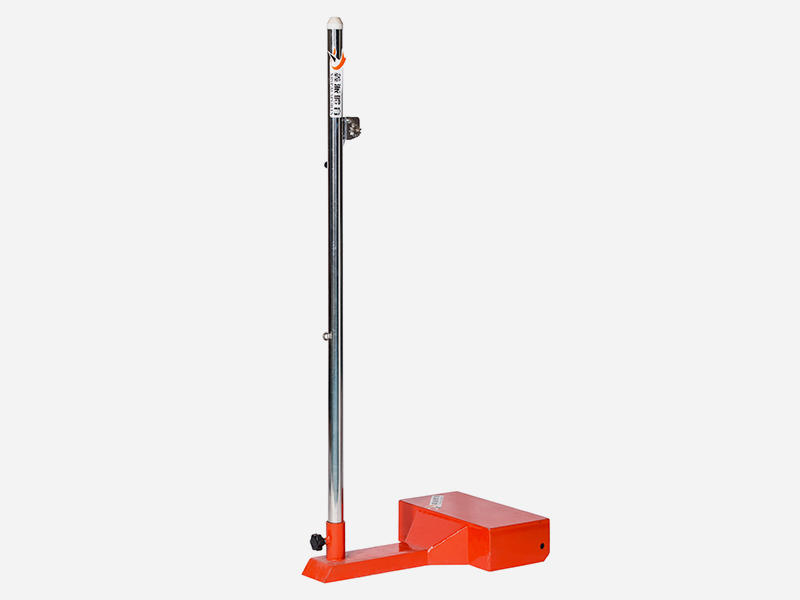 Tournament Badminton movable upright stand XP043