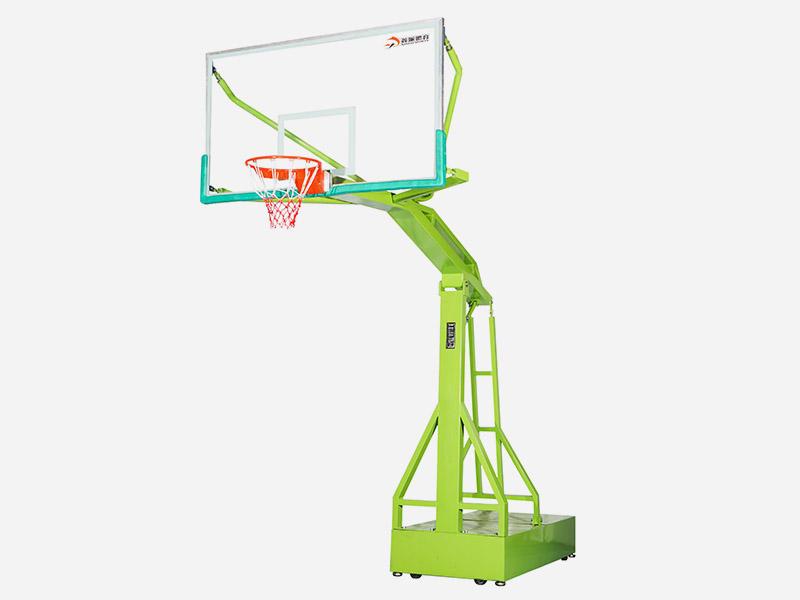 Imitated hydraulic basketball stand XP005
