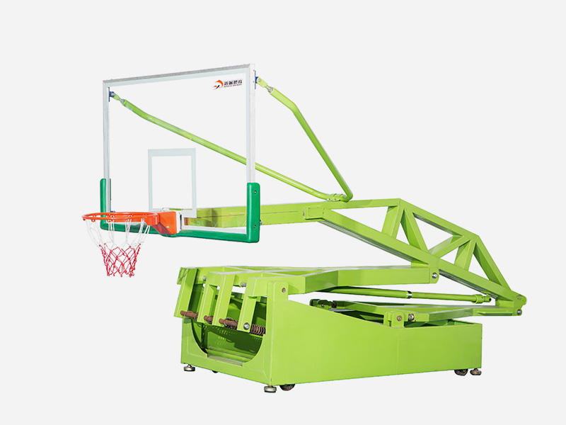 Flexible system basketball stand basketball post XP003FL