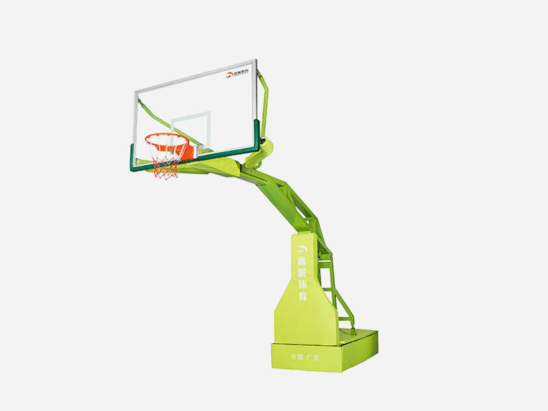 Intelligent Electronic hydraulic basketball stand basketball post XP001AI