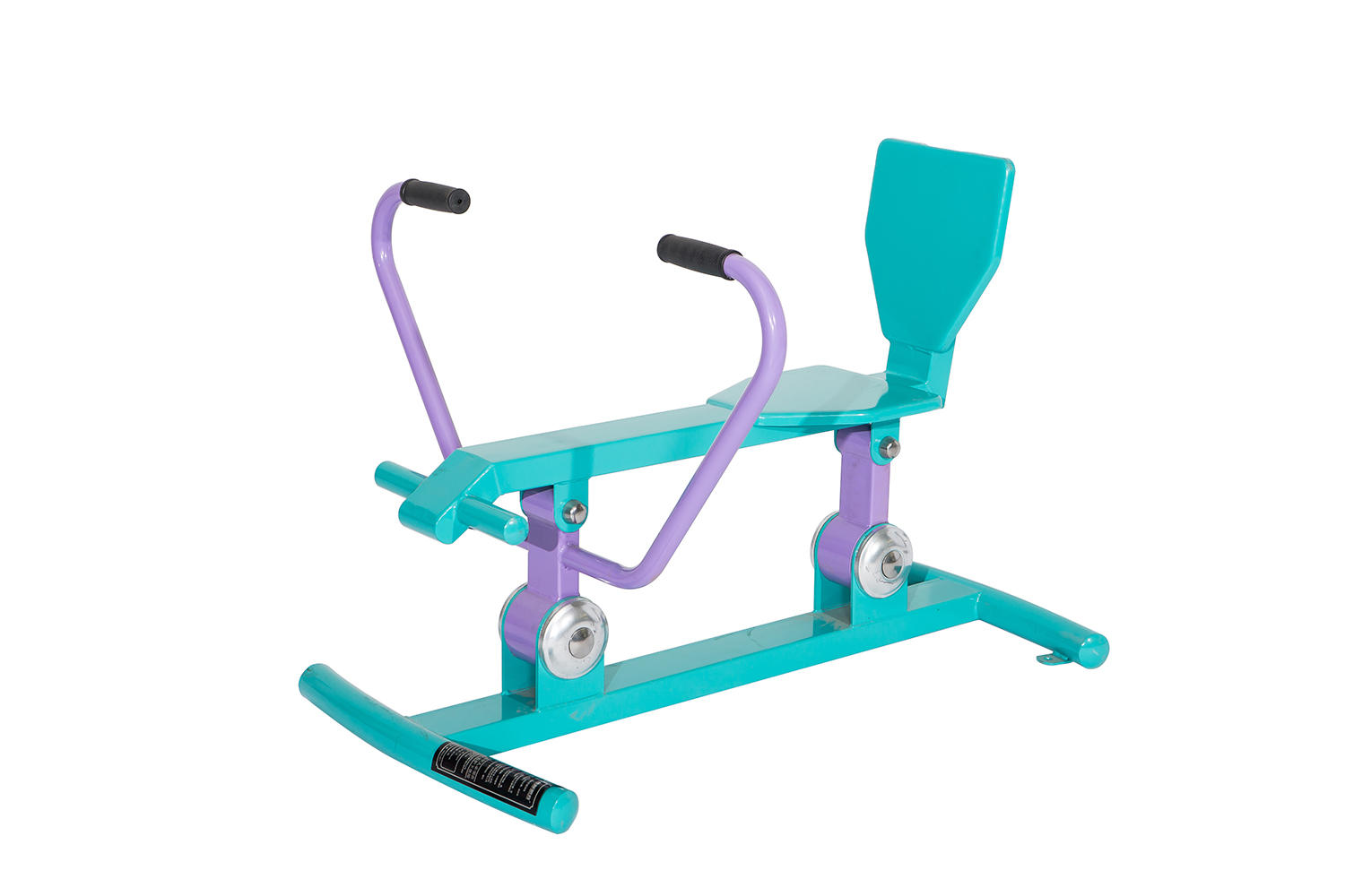 outdoor fitness healthy path Rowing machineGB013