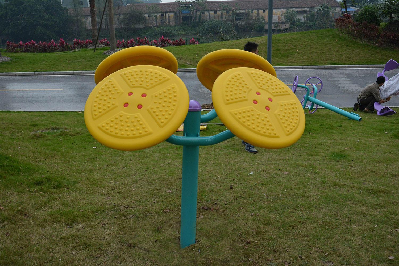 Outdoor fitness healthy path Taichi wheels GB023