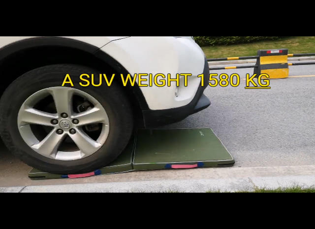 Which mat cannot be faltten? Come and see the short video!