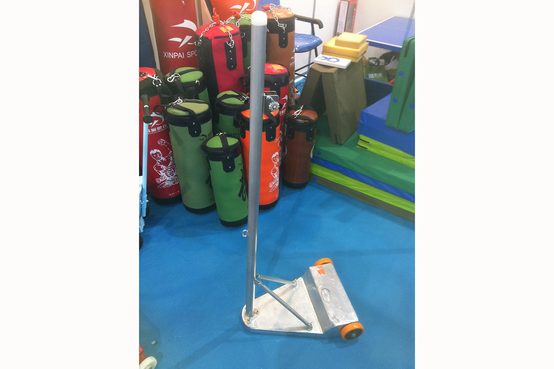 Casting steel base badminton upright/Badminton Post/Badminton stand XP045