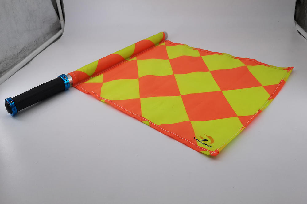 Referee flag Judge flag Signal flag Umpirage flag