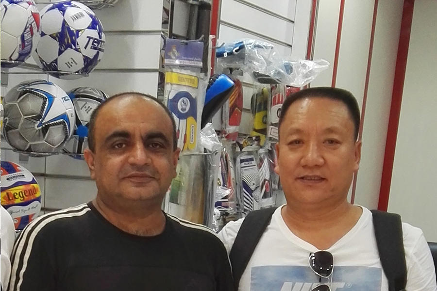 Xinpai Employee travel photo