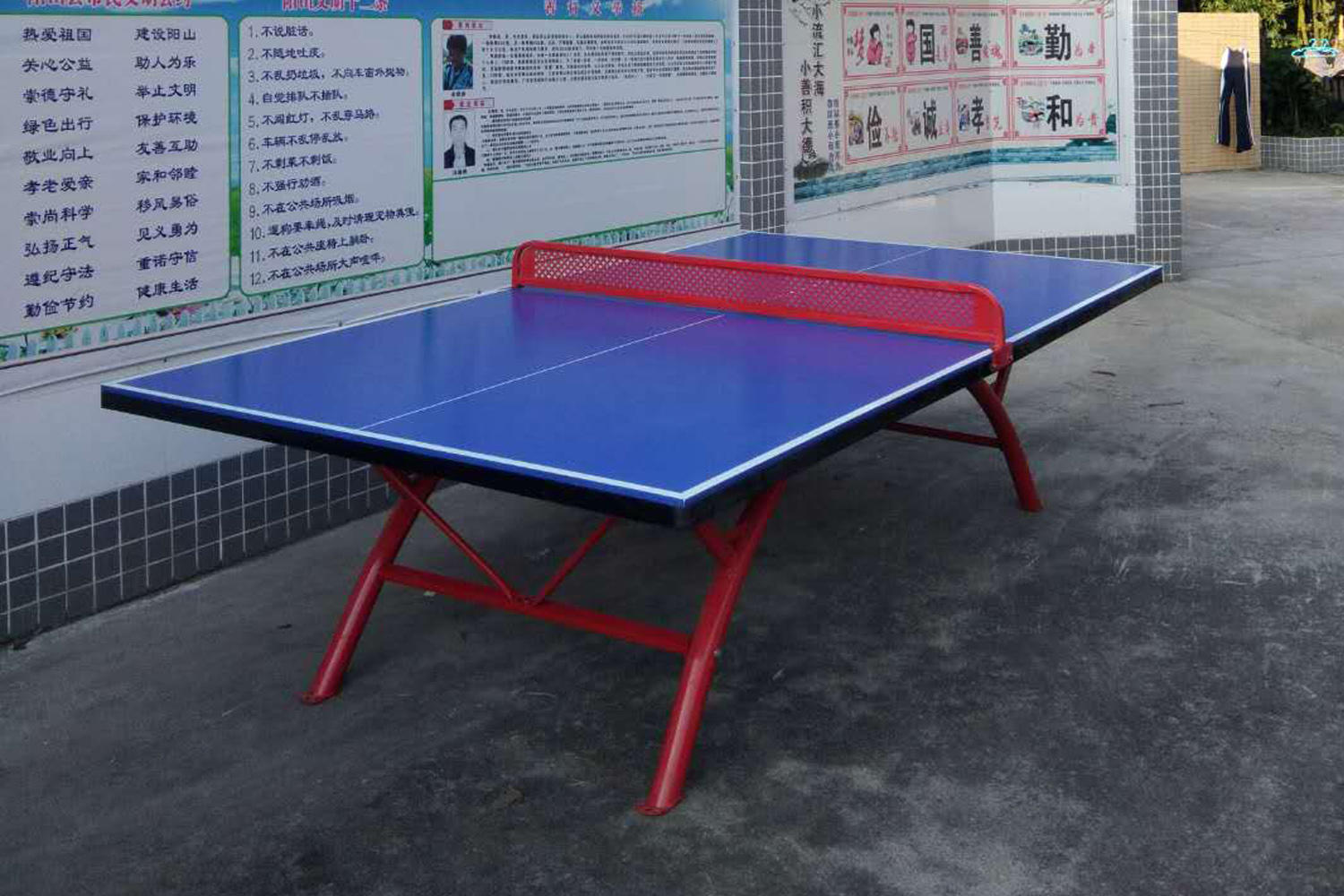 Table Tennis Table for outdoor GB051