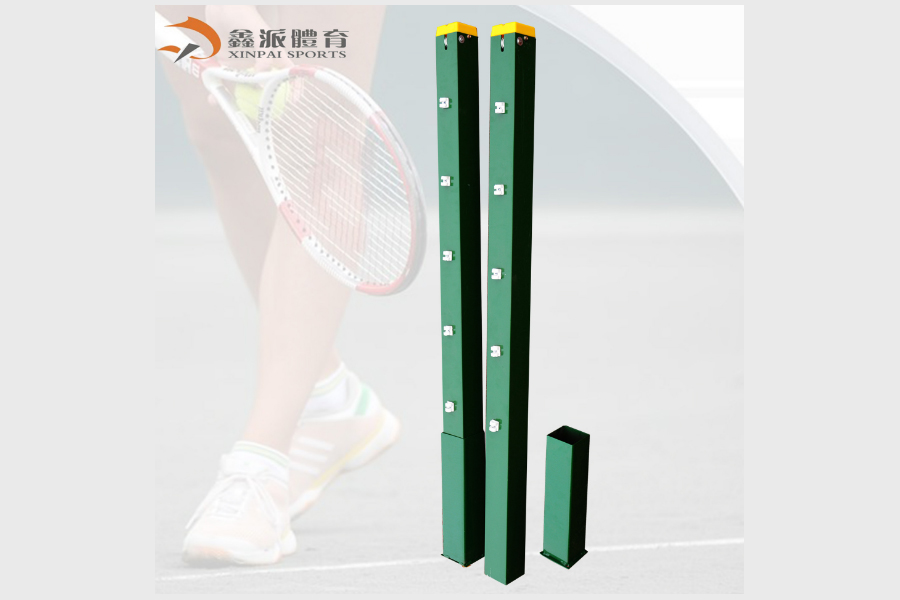 post portable tennis net posts water for competition Xinpai-1