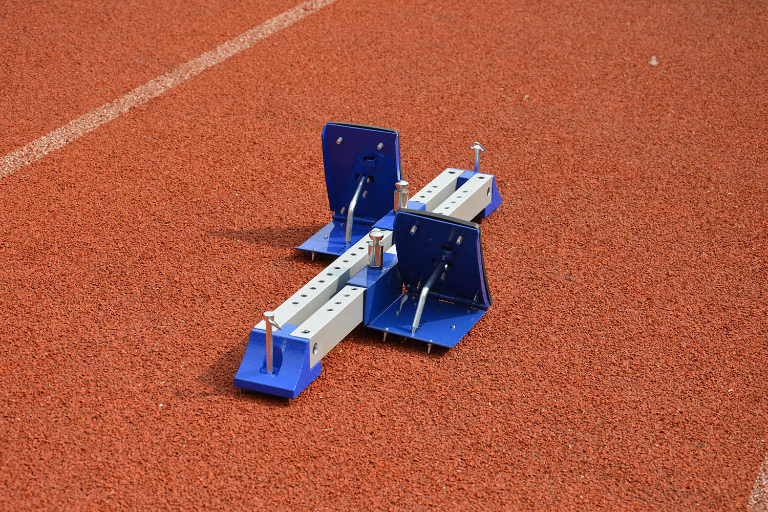 Xinpai outdoor starting block applied for competition-1