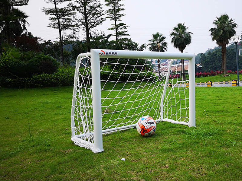 professional football goal frame strong tube for school-1