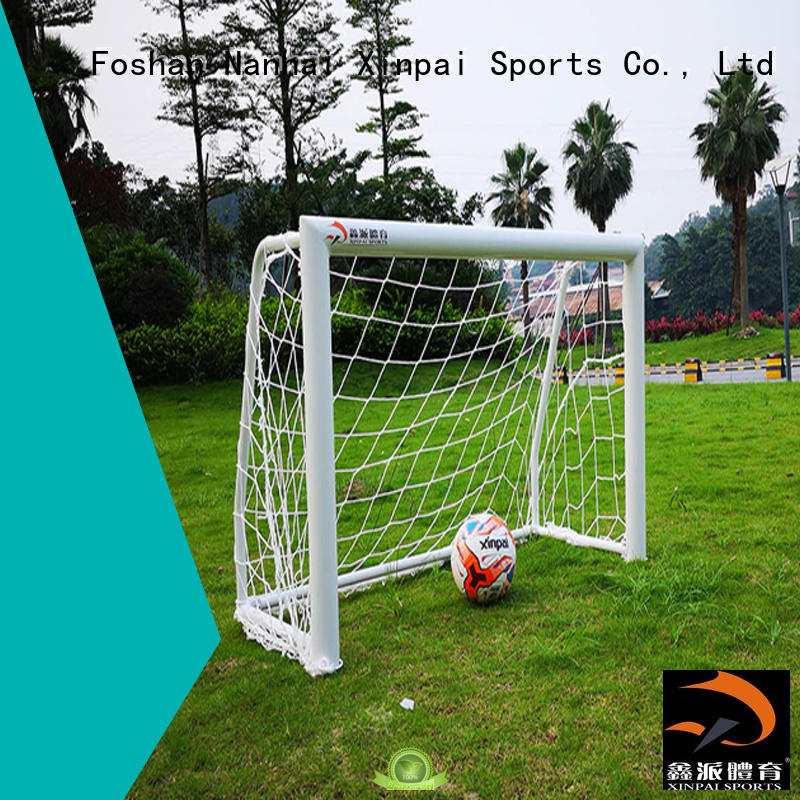 Xinpai revise football goal for school