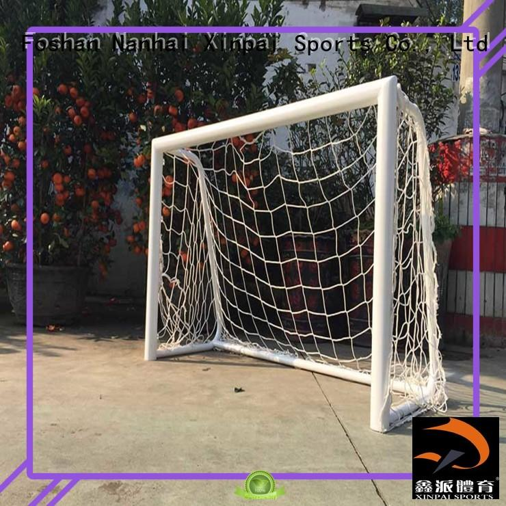 Xinpai rust resist aluminium soccer goals flag for school