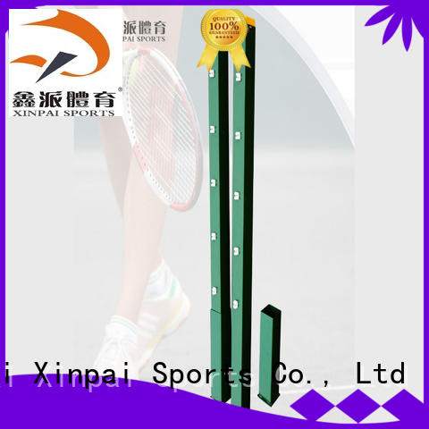 Xinpai good price tennis net and posts best choice for tournament