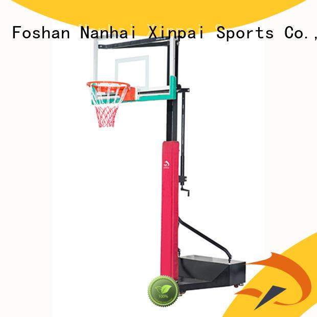 indoor basketball goal forminonepiece popular for school