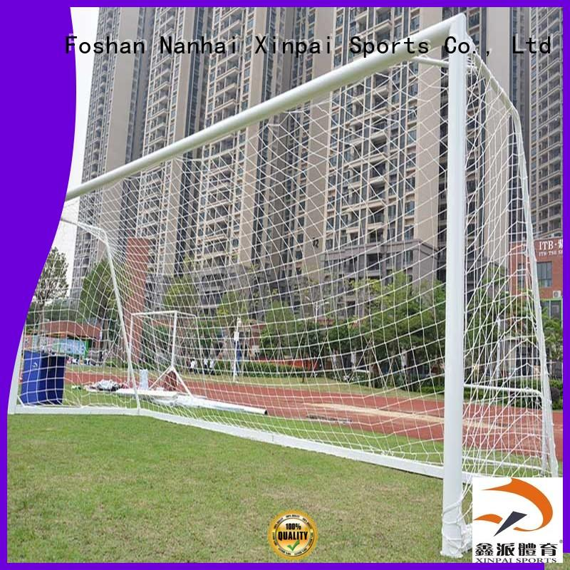 Xinpai professional soccer goal post for practice indoor for soccer game