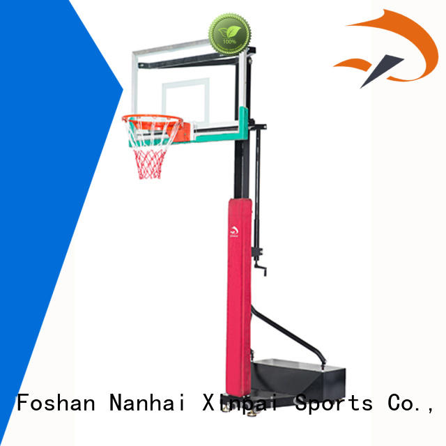 xp005 outdoor basketball goal rich product line for school Xinpai