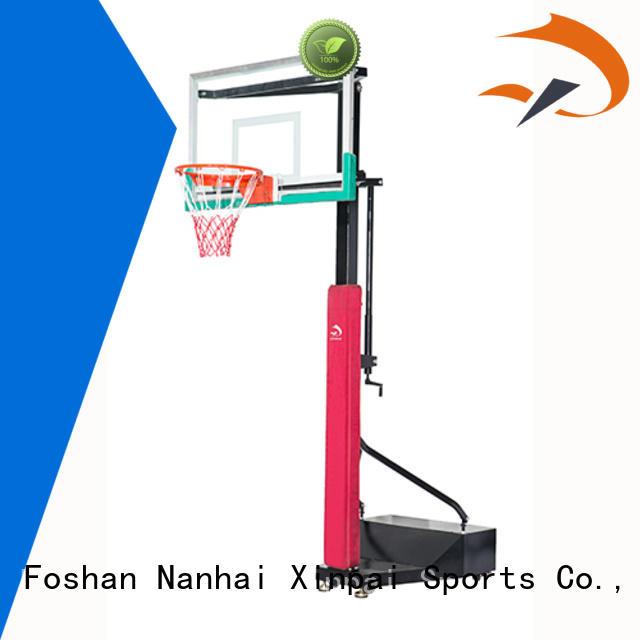 Xinpai allpurpose inside basketball goal rich product line for school