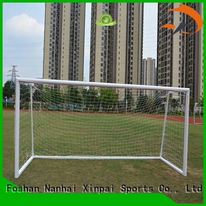 Xinpai xp038s soccer post strong tube for competition
