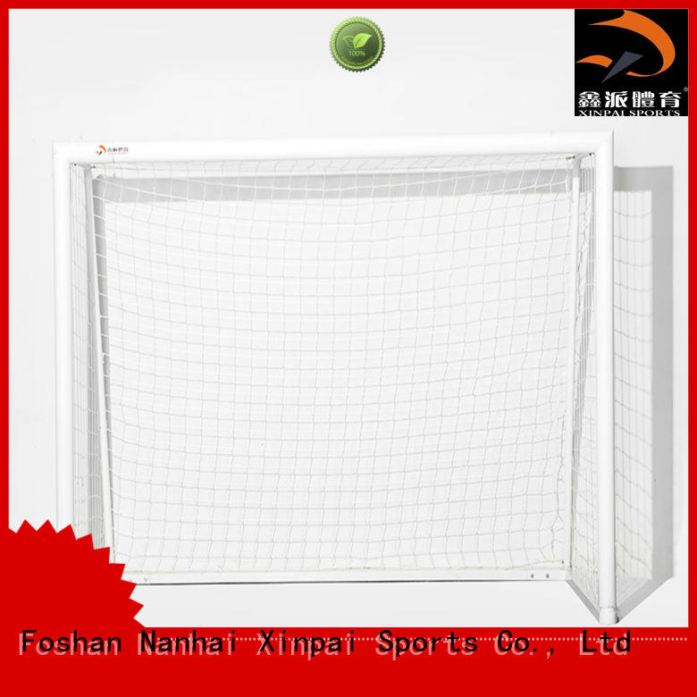Xinpai professional soccer goal nets nice for school