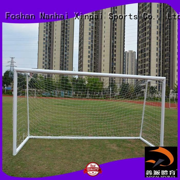 Xinpai professional football goal post signal for practice indoor for soccer game