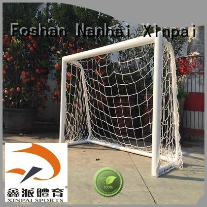 Xinpai stable indoor soccer goals aluminum for training