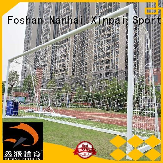 Xinpai stable football goal post ideal for competition