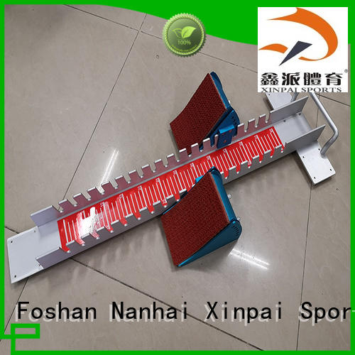 Xinpai outdoor shot put circle applied for training