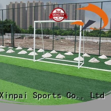 Xinpai 12 futsal goal strong tube for competition