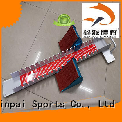 arena running blocks widely used for training Xinpai