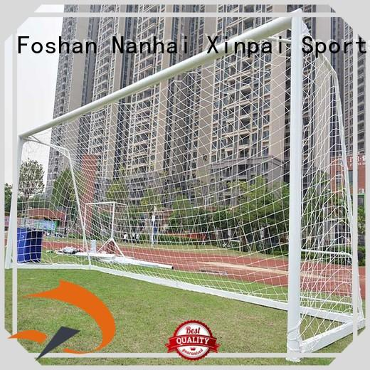 Xinpai rust resist soccer goal post strong tube for competition
