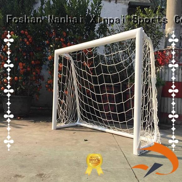 stable soccer goal nets signal for school