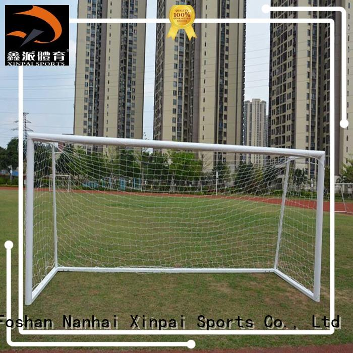 Xinpai rust resist soccer post ideal for training
