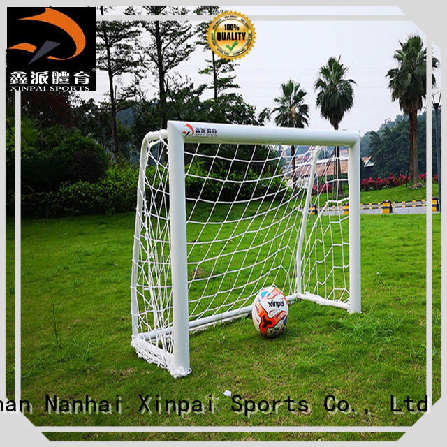 stable football goal see ideal for competition