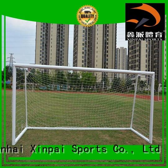 Xinpai signal football goal nets strong tube for training