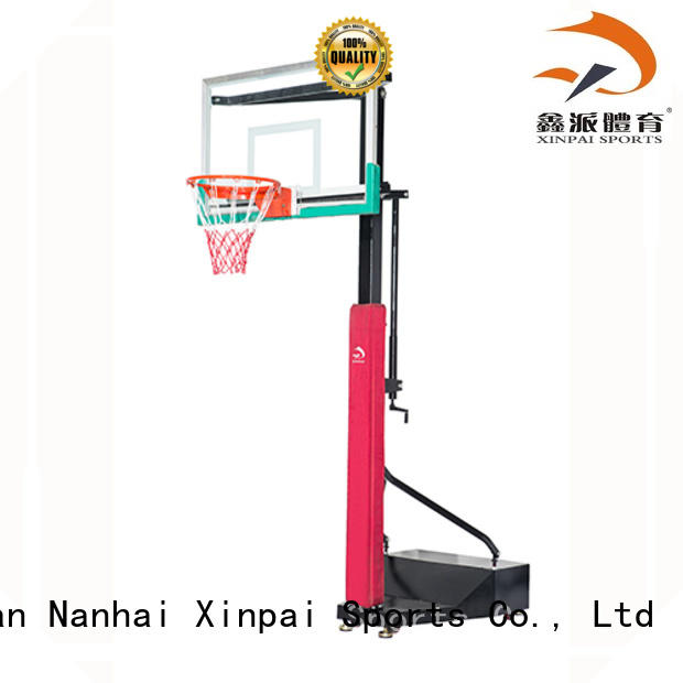 tube basketball stand widely used for basketball game Xinpai