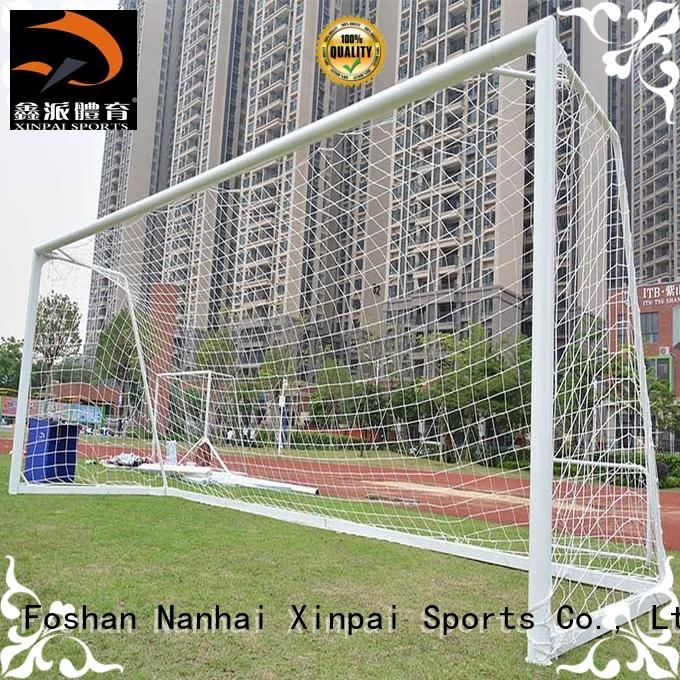 Xinpai stable futsal goal strong tube for competition