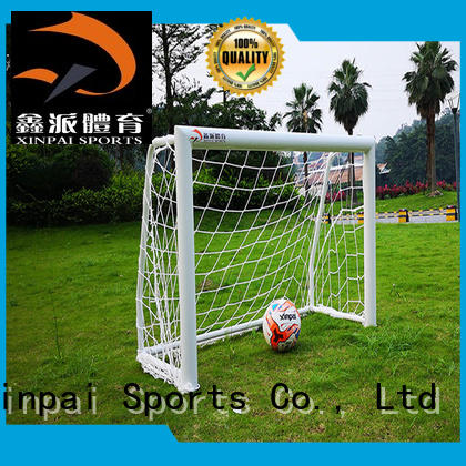 Xinpai meter soccer post strong tube for competition