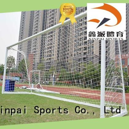 Xinpai professional futsal goal strong tube for practice indoor for soccer game