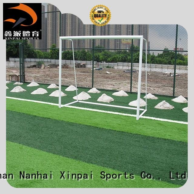 Xinpai rust resist football goal post for competition