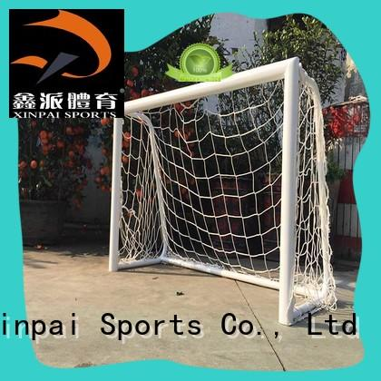 Xinpai welcome soccer goal nets for school